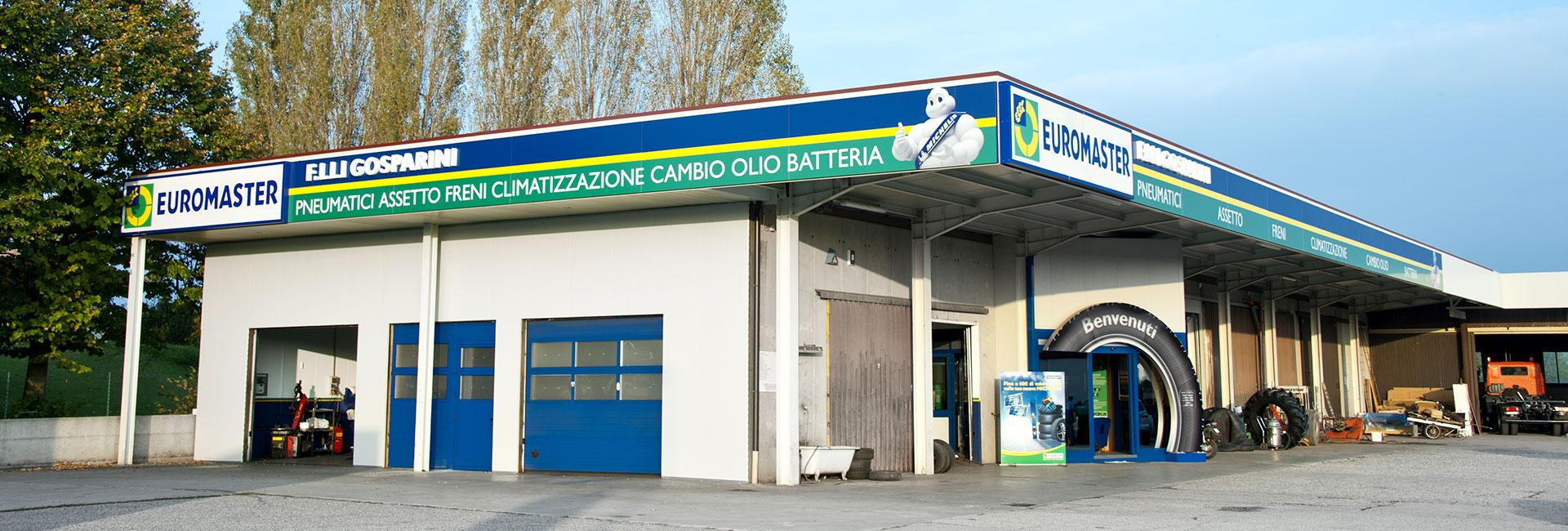 Gommista Euromaster Majano Udine